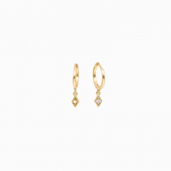 Earrings Bruxelles gold