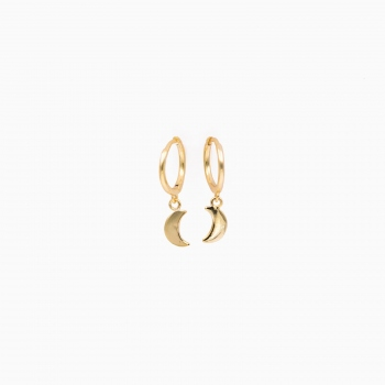 Earrings Granada gold