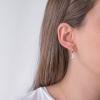 Earrings Granada silver