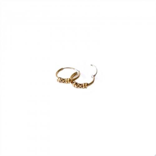 Earrings Sorrento gold