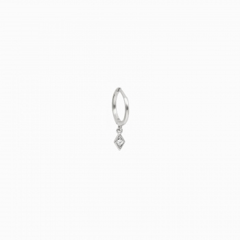 Earrings Nuuk silver