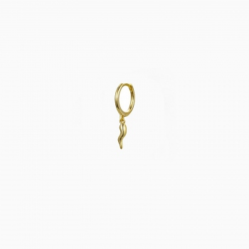 Earrings Munich gold