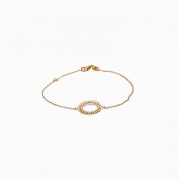 Bracelet Nairobi gold