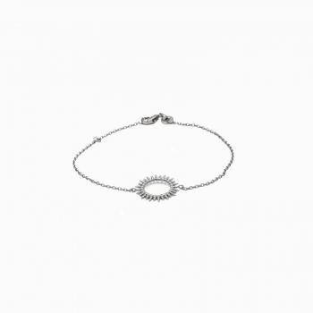 Bracelet Nairobi silver