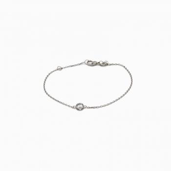 Bracelet Portland silver