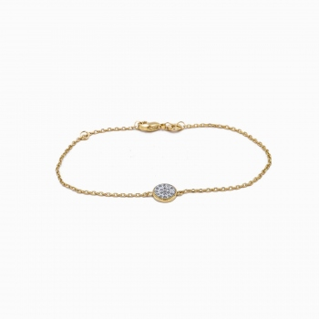 Bracelet Vaduz gold