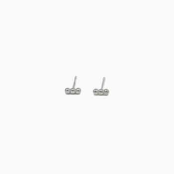 Earrings Belem silver