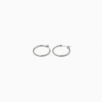 Earrings Capri silver - 16