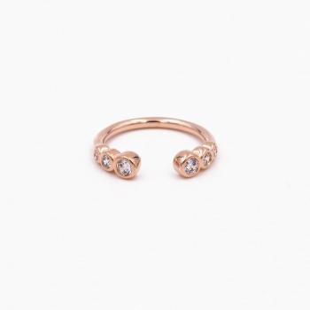 Ring Sydney pink gold