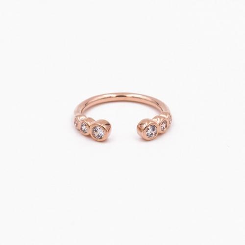 Ring Sydney gold pink