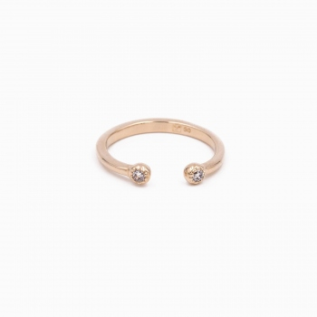 Anillo London oro