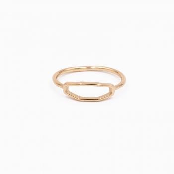 Ring Tokyo goud