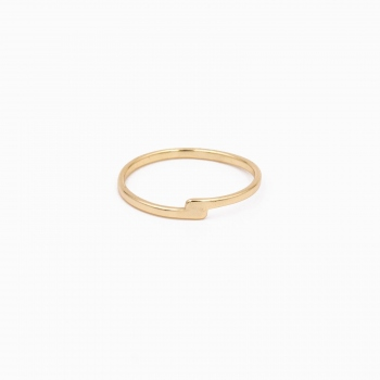 Ring Oslo gold