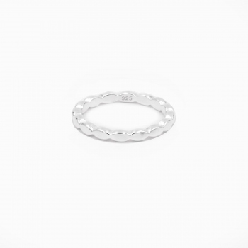 Ring Riga zilver