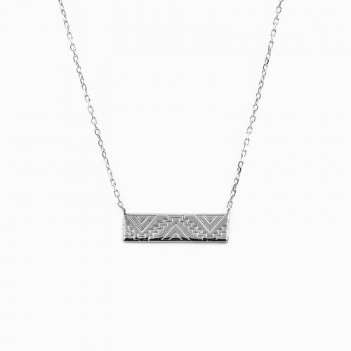 Collar Default plata
