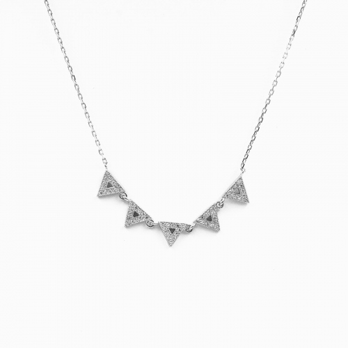 Collar Default plata