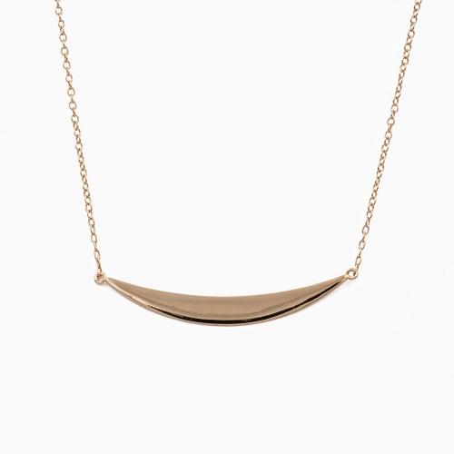 Necklace Default pink gold