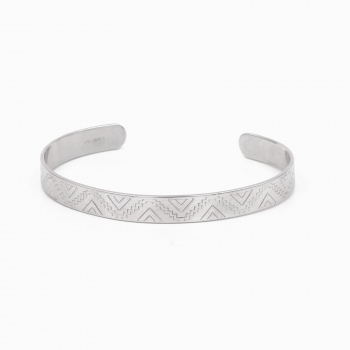 Bracelet Sao Paulo silver