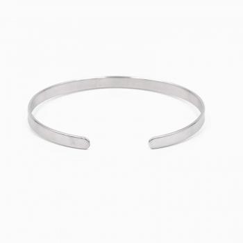 Pulsera Default plata