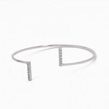 Armband Default zilver