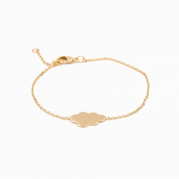 Pulsera Los Angeles oro
