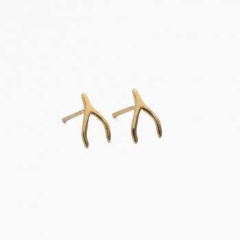 Boucles d'oreilles Osaka or