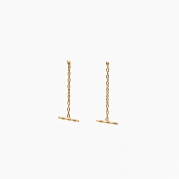 Earrings Glasgow gold