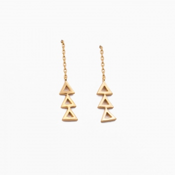 Earrings Izmir gold