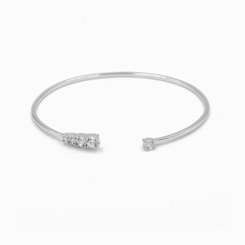 Bracelet Busan argent