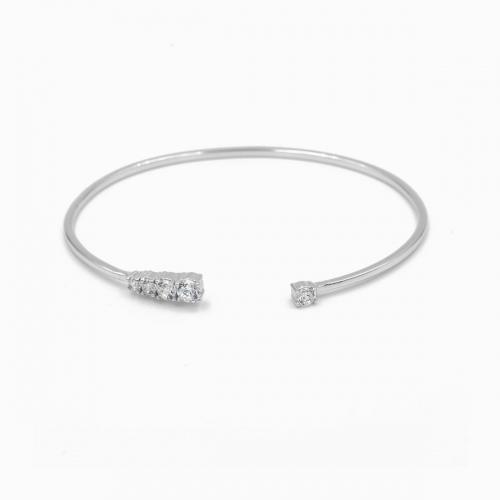 Bracelet Busan silver
