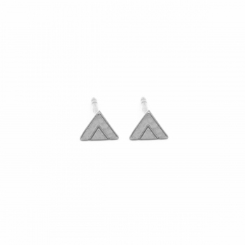 Earrings Sao Paulo silver small