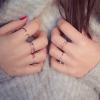 Ring default gold pink