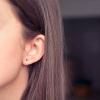 Earrings Default silver