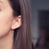 Boucles d'oreilles Default or