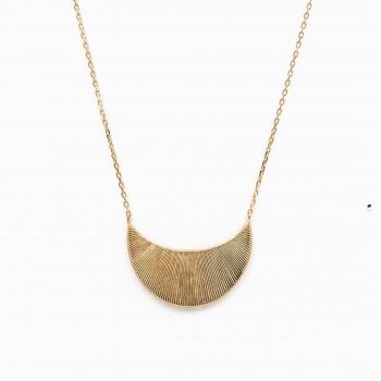 Halsketting Melbourne goud