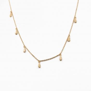 Halsketting Victoria goud
