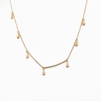 Necklace Victoria gold