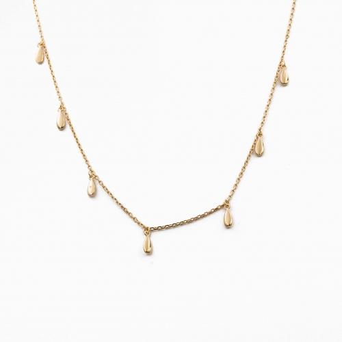 Necklace Victoria gold