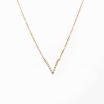 Necklace Vienna gold