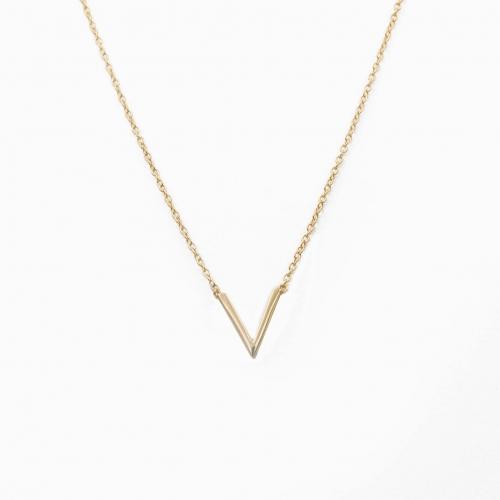 Necklace Vienna gold