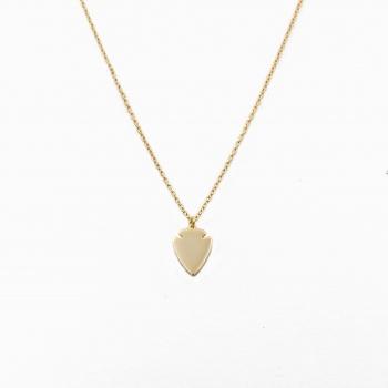 Halsketting Trieste goud