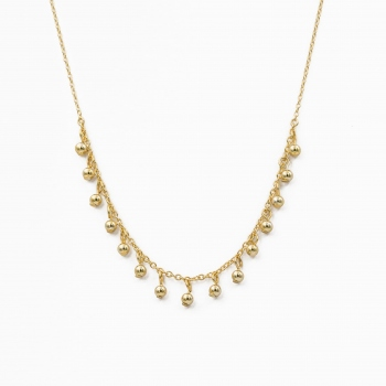 Necklace Panama gold