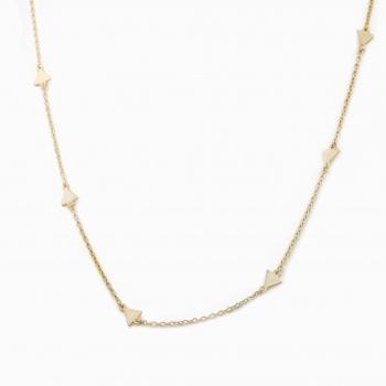 Collar Caracas oro