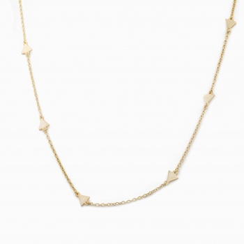 Necklace Caracas gold