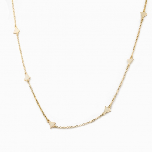 Necklace Caracas gold