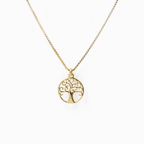 Necklace Bologna gold