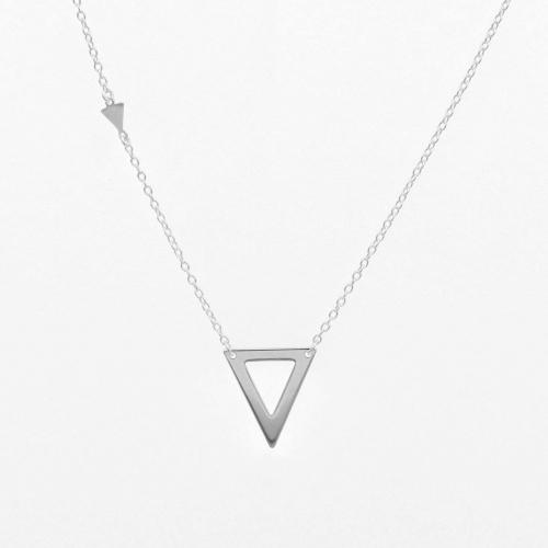 Collar Alexandria plata