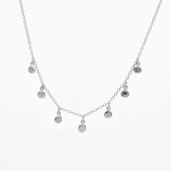 Collier Bamako argent