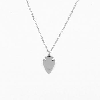 Collar Trieste plata