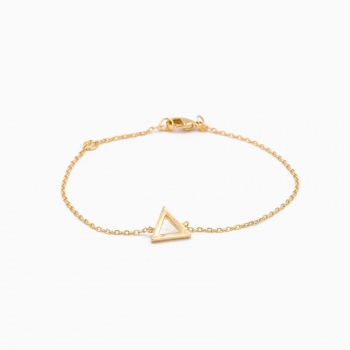 Armband Alexandria goud